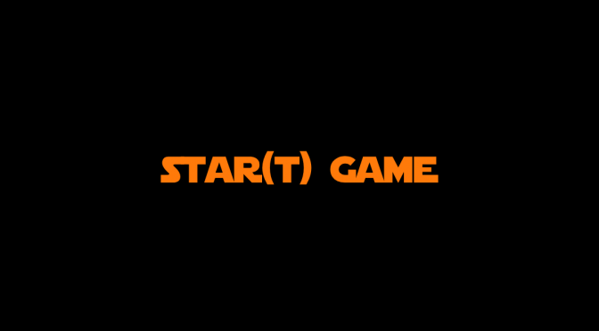 I'm making an iOS game: StarGame