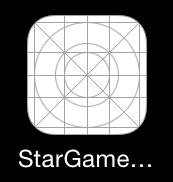 StarGame Mobile Blank Icon